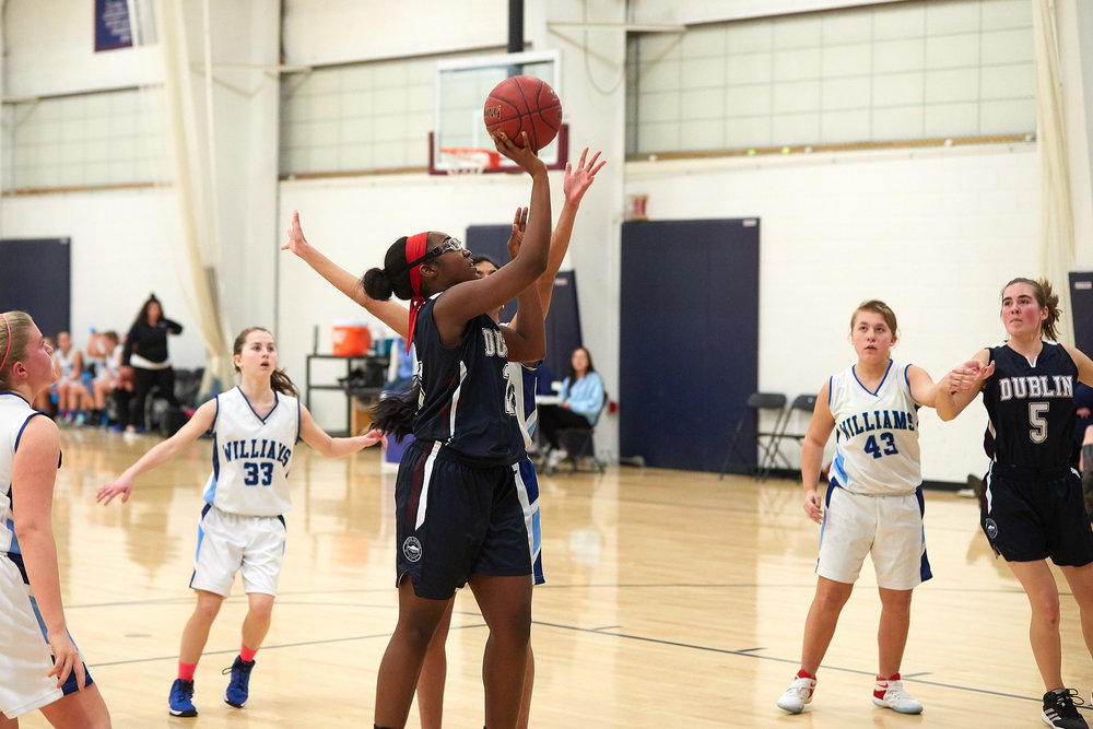 Girls Varsity Basketball vs. The Williams School  - January 27, 2017 -  13055.jpg