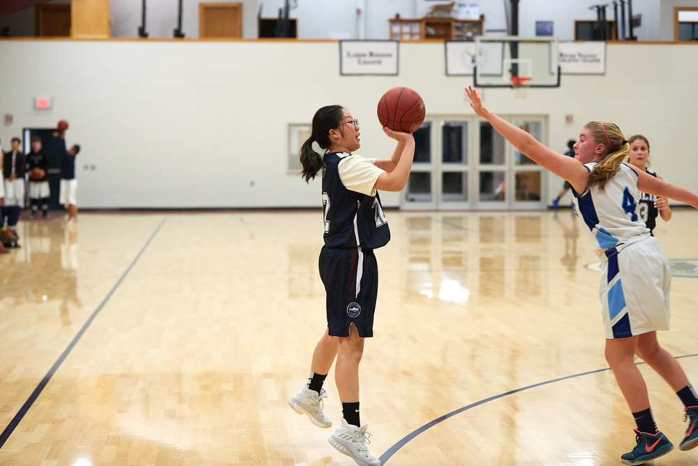 Girls Varsity Basketball vs. The Williams School  - January 27, 2017 -  13061.jpg