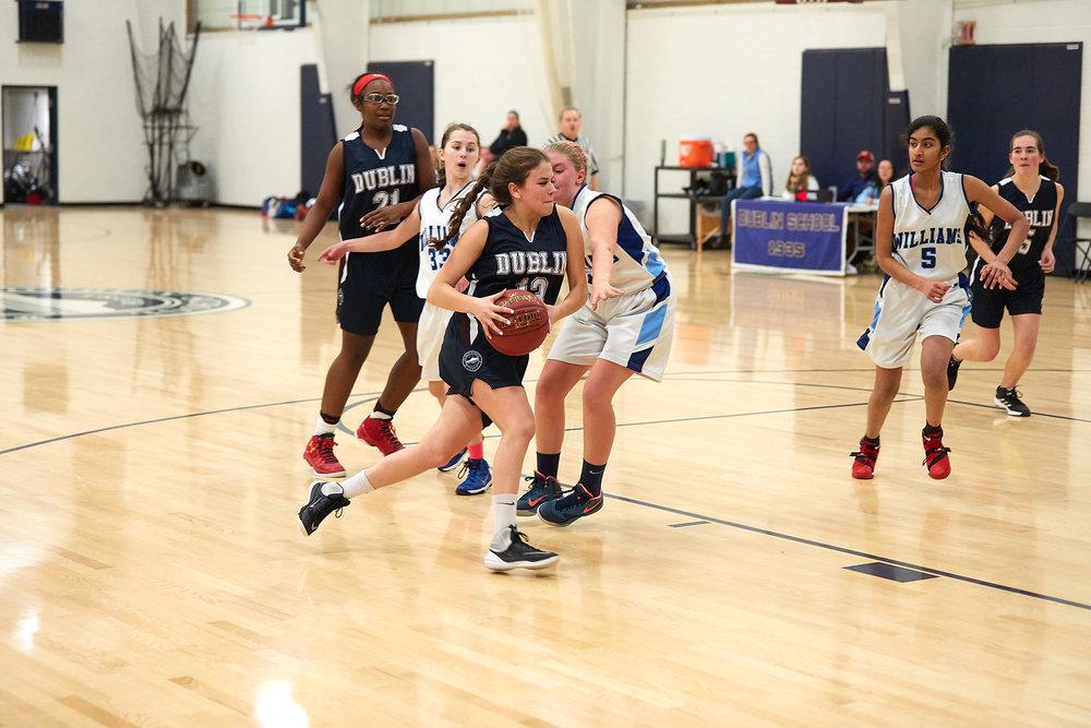Girls Varsity Basketball vs. The Williams School  - January 27, 2017 -  13063.jpg