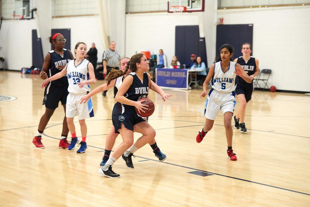 Girls Varsity Basketball vs. The Williams School  - January 27, 2017 -  13065.jpg