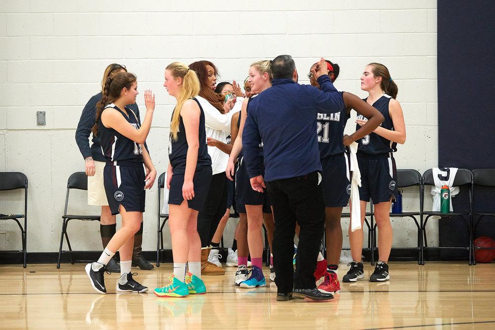 Girls Varsity Basketball vs. The Williams School  - January 27, 2017 -  13074.jpg