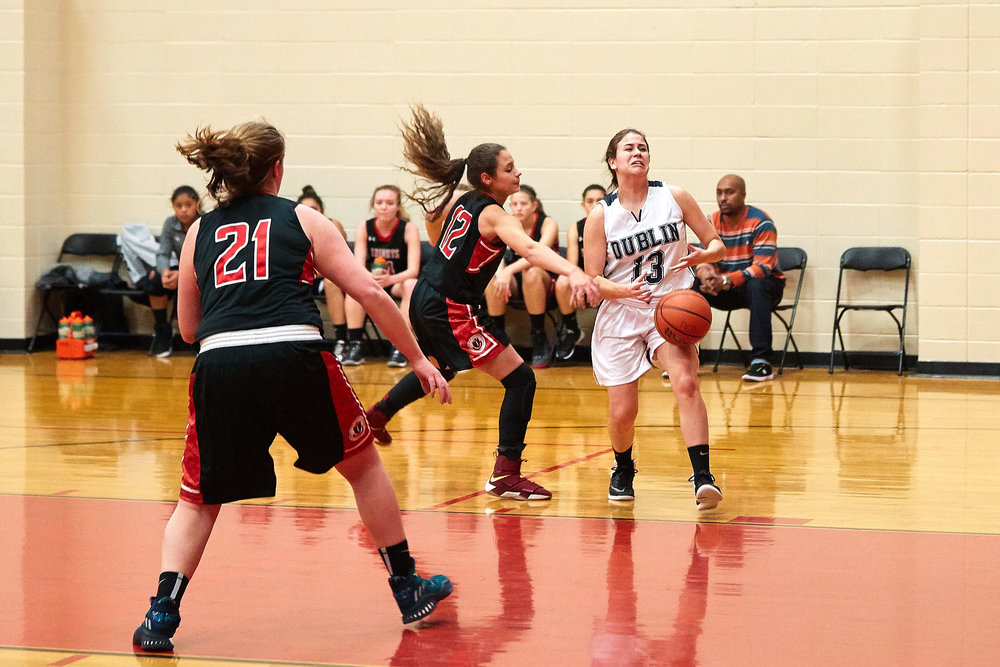 Girls Varsity Basketball vs. Providence Country Day School - January 30, 2017 -  15122.jpg