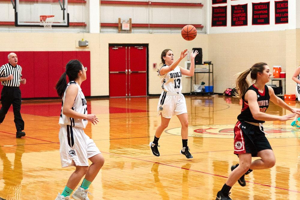 Girls Varsity Basketball vs. Providence Country Day School - January 30, 2017 -  15131.jpg