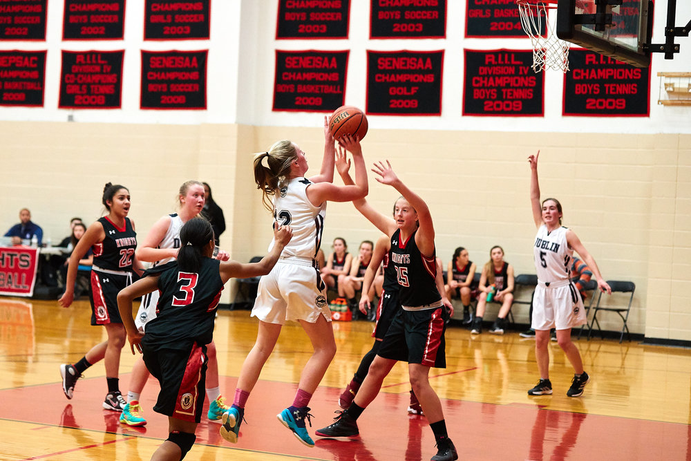 Girls Varsity Basketball vs. Providence Country Day School - January 30, 2017 -  15165.jpg