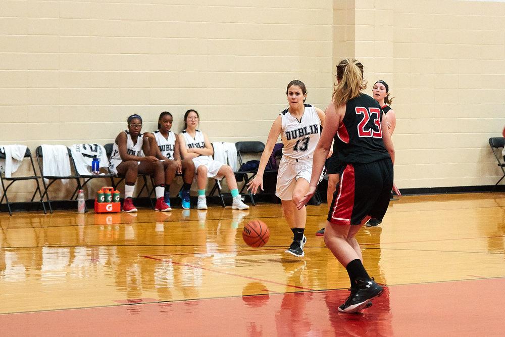 Girls Varsity Basketball vs. Providence Country Day School - January 30, 2017 -  15195.jpg