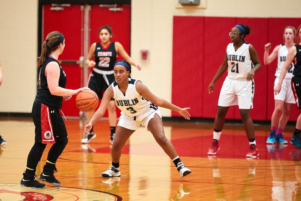Girls Varsity Basketball vs. Providence Country Day School - January 30, 2017 -  15205.jpg