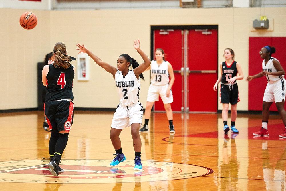 Girls Varsity Basketball vs. Providence Country Day School - January 30, 2017 -  15219.jpg