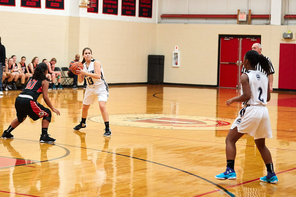 Girls Varsity Basketball vs. Providence Country Day School - January 30, 2017 -  15225.jpg