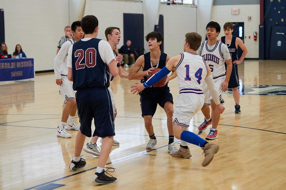 Boys JV Basketball vs. Holderness School  - February 1, 2017 -  15461.jpg