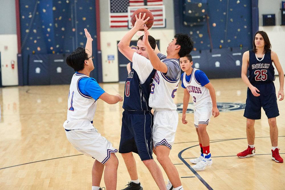 Boys JV Basketball vs. Holderness School  - February 1, 2017 -  15487.jpg