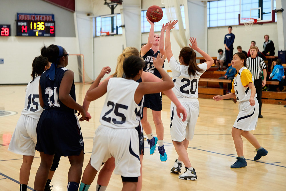 Girls Varsity Basketball vs. The Hyde School (CT) - February 1, 2017237.jpg
