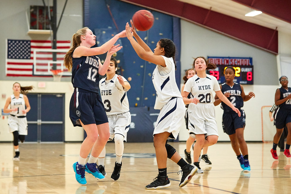 Girls Varsity Basketball vs. The Hyde School (CT) - February 1, 2017246.jpg