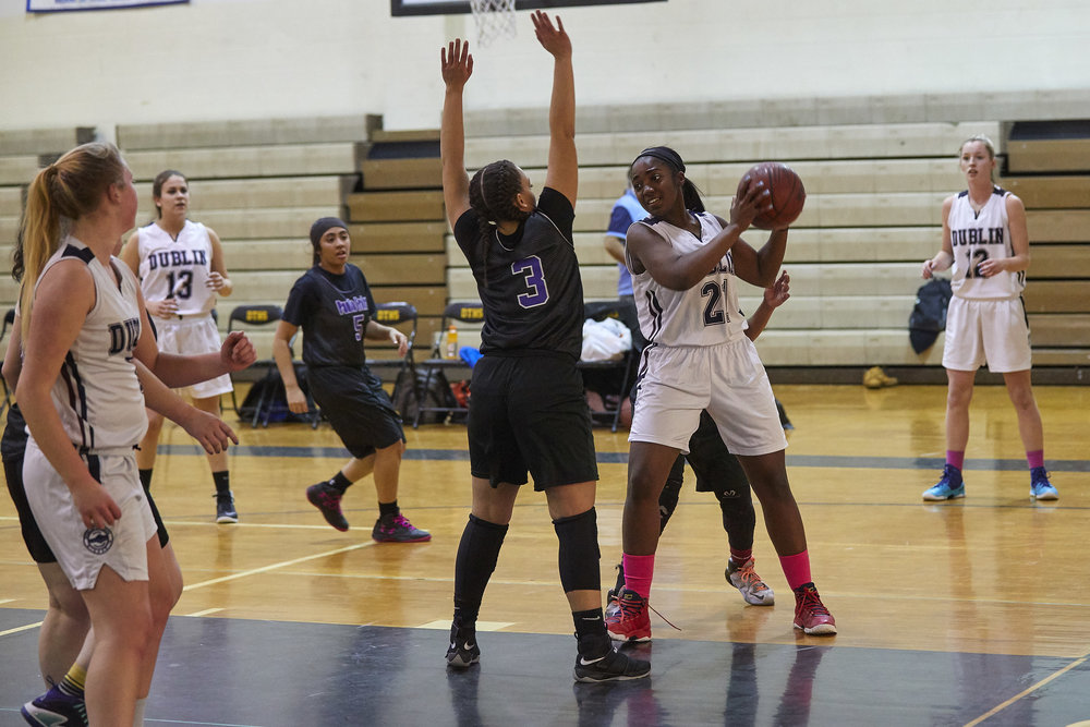 Girls Varsity Basketball vs. Paulo Freire Social Justice Charter School - February 10, 2017 - 5917.jpg