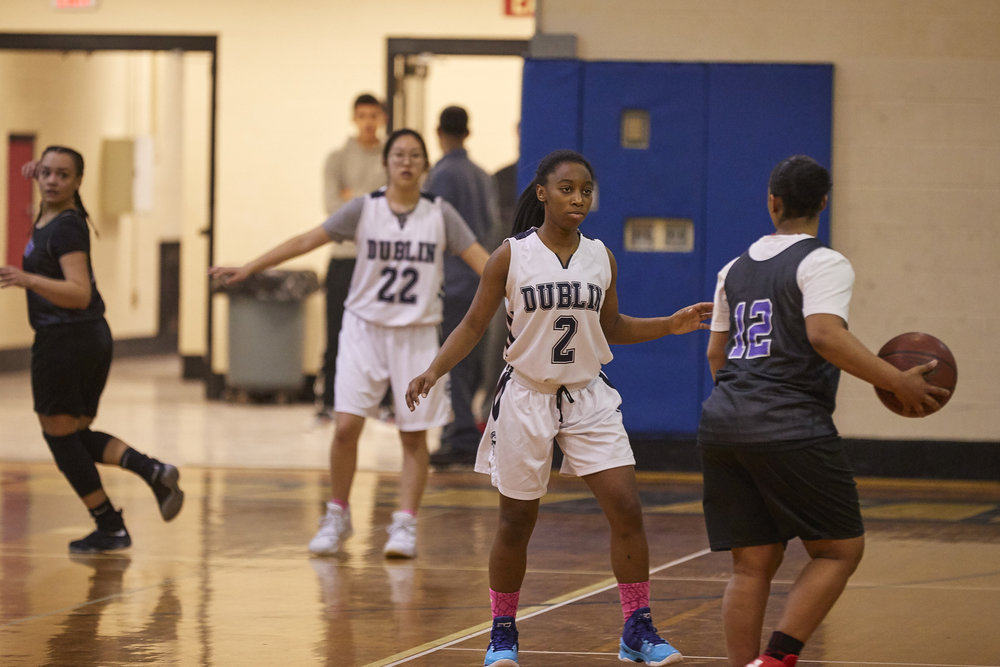 Girls Varsity Basketball vs. Paulo Freire Social Justice Charter School - February 10, 2017 - 6084.jpg
