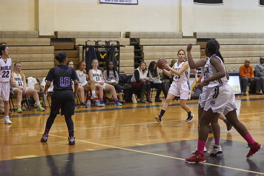 Girls Varsity Basketball vs. Paulo Freire Social Justice Charter School - February 10, 2017 - 6086.jpg