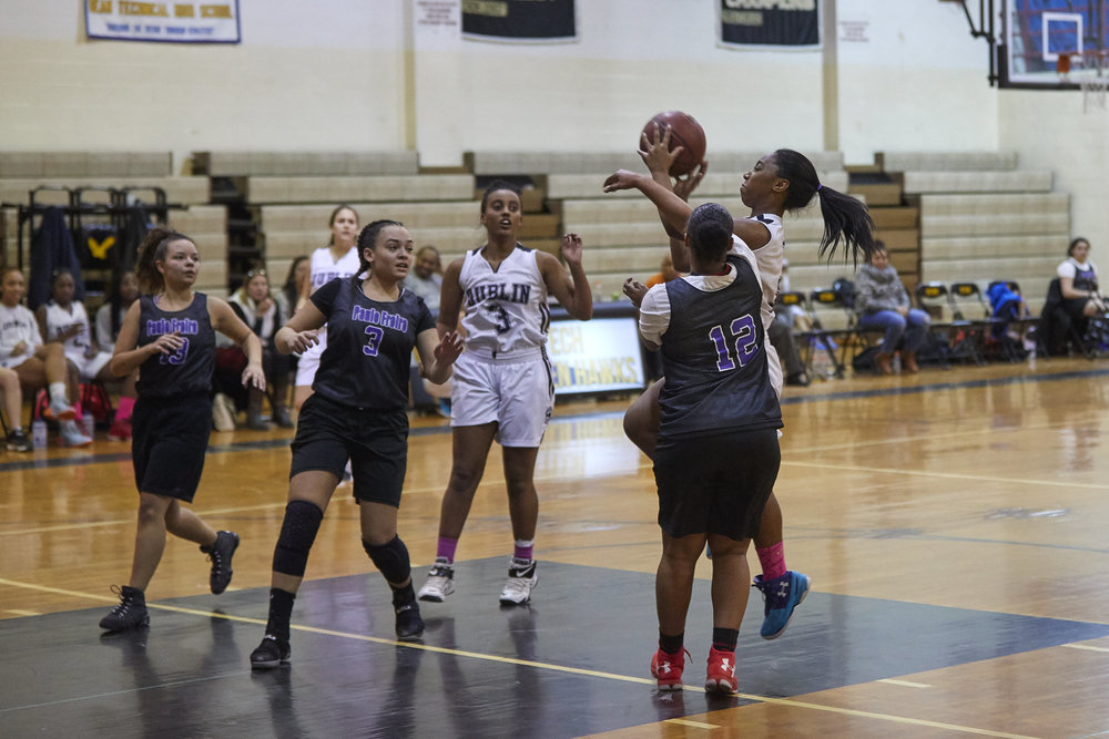Girls Varsity Basketball vs. Paulo Freire Social Justice Charter School - February 10, 2017 - 6116.jpg