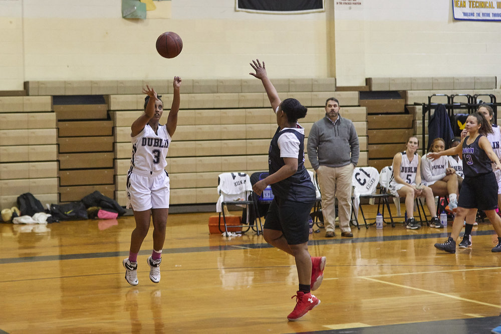 Girls Varsity Basketball vs. Paulo Freire Social Justice Charter School - February 10, 2017 - 6136.jpg