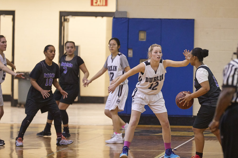 Girls Varsity Basketball vs. Paulo Freire Social Justice Charter School - February 10, 2017 - 6156.jpg