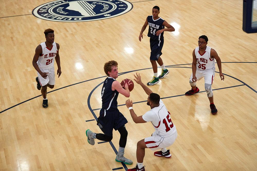 Boys Varsity Basketball vs. St. Paul's School  - February 11, 2017- 018.jpg