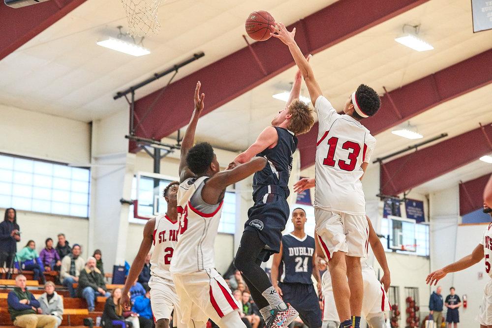 Boys Varsity Basketball vs. St. Paul's School  - February 11, 2017- 069.jpg