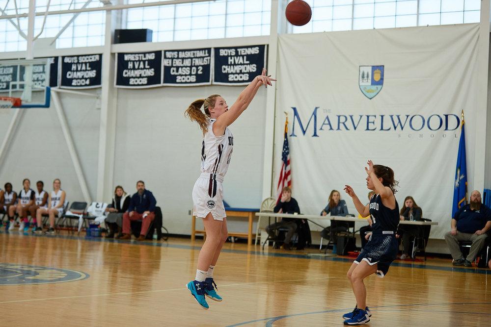 Girls Varsity Basketball vs. The Marvelwood School  - February 18, 2017 -  28293.jpg