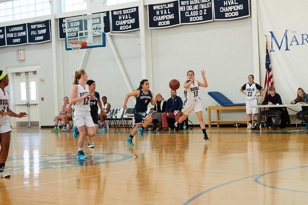 Girls Varsity Basketball vs. The Marvelwood School  - February 18, 2017 -  28332.jpg
