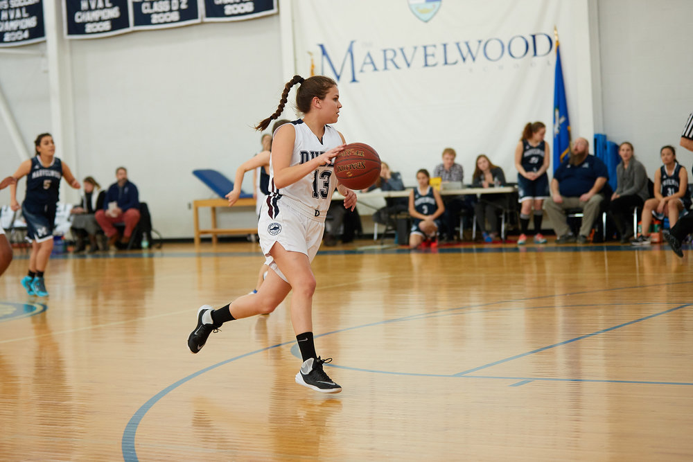 Girls Varsity Basketball vs. The Marvelwood School  - February 18, 2017 -  28348.jpg