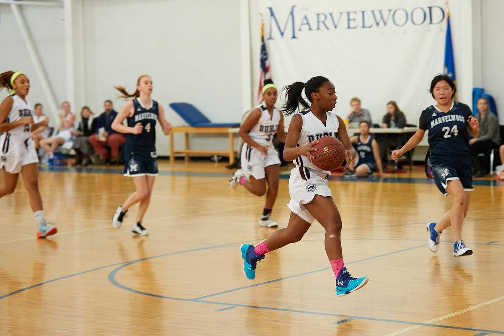 Girls Varsity Basketball vs. The Marvelwood School  - February 18, 2017 -  28490.jpg
