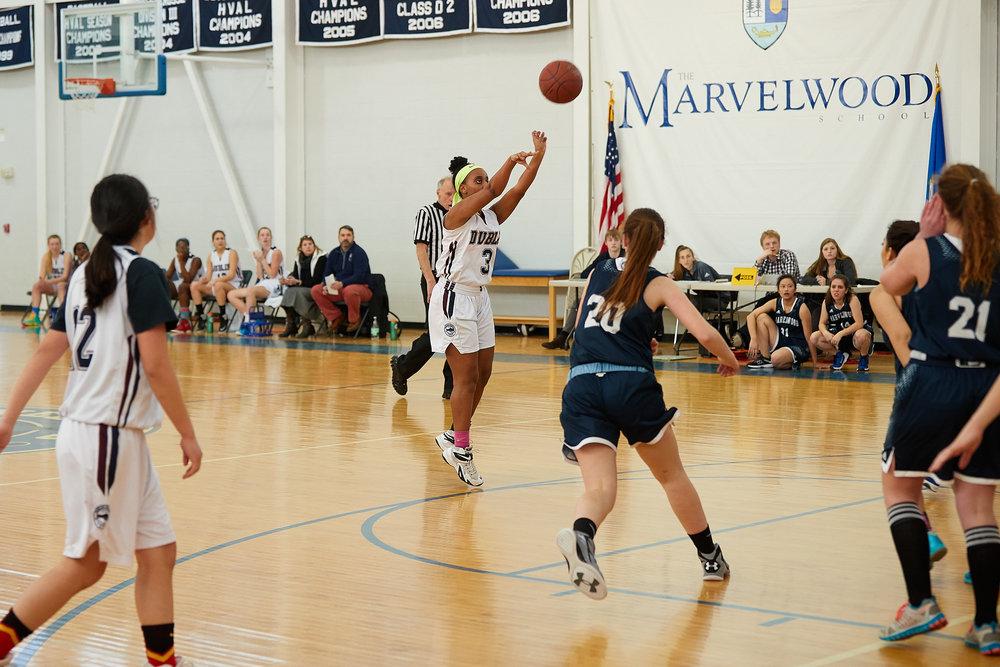 Girls Varsity Basketball vs. The Marvelwood School  - February 18, 2017 -  28502.jpg