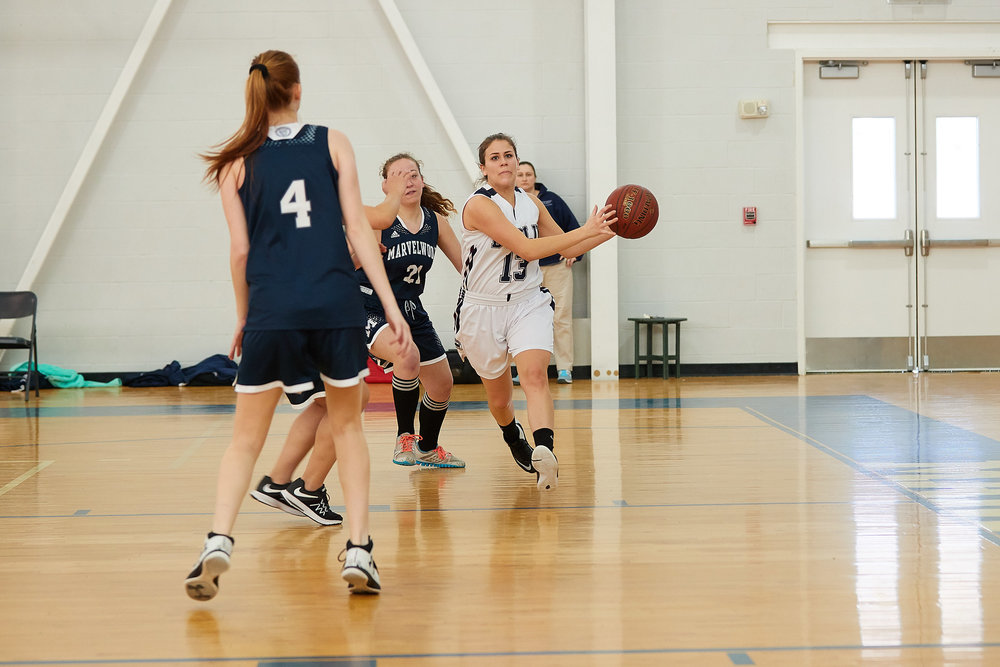 Girls Varsity Basketball vs. The Marvelwood School  - February 18, 2017 -  28407.jpg