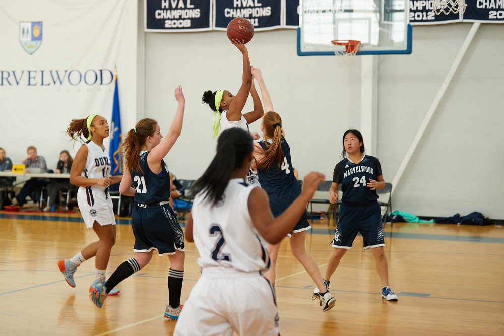 Girls Varsity Basketball vs. The Marvelwood School  - February 18, 2017 -  28470.jpg