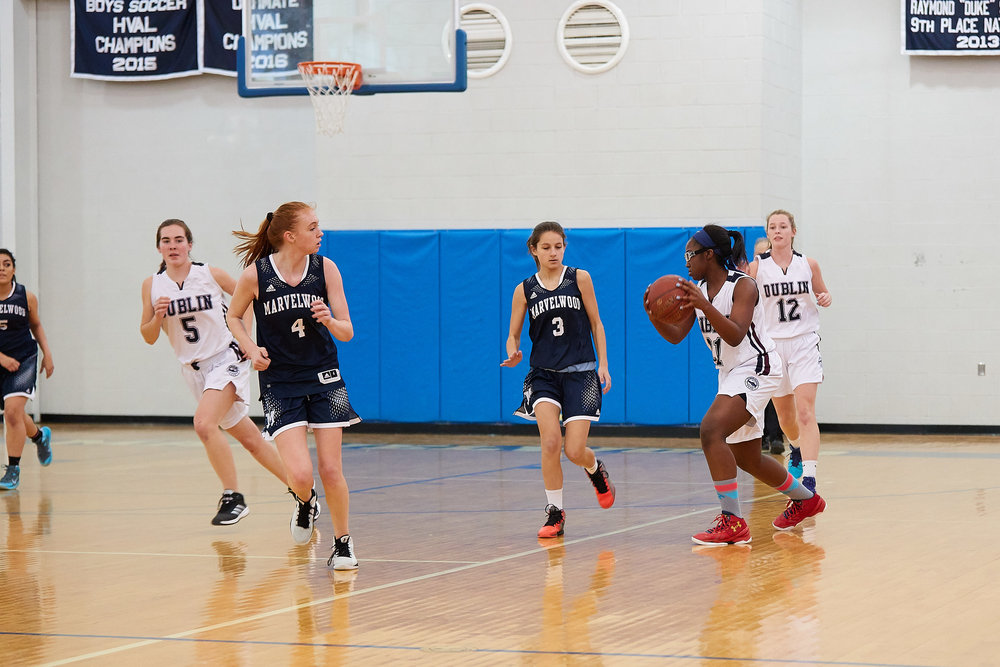 Girls Varsity Basketball vs. The Marvelwood School  - February 18, 2017 -  28621.jpg