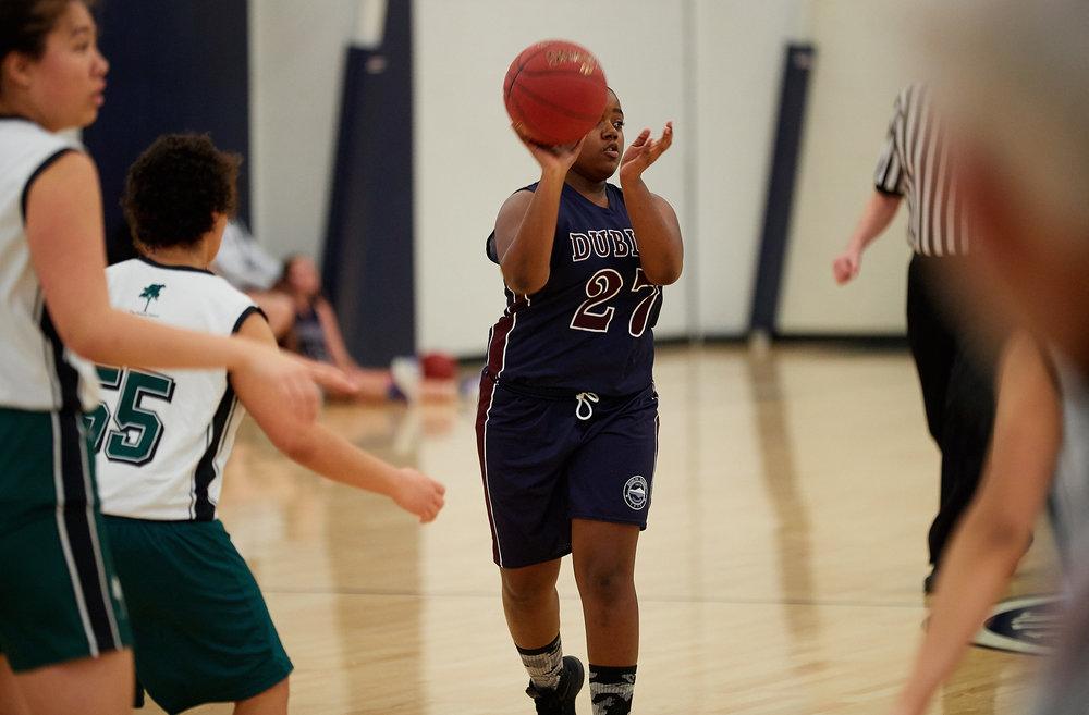 Girls JV Basketball vs. Putney School  - February 24, 2017 -  31765.jpg