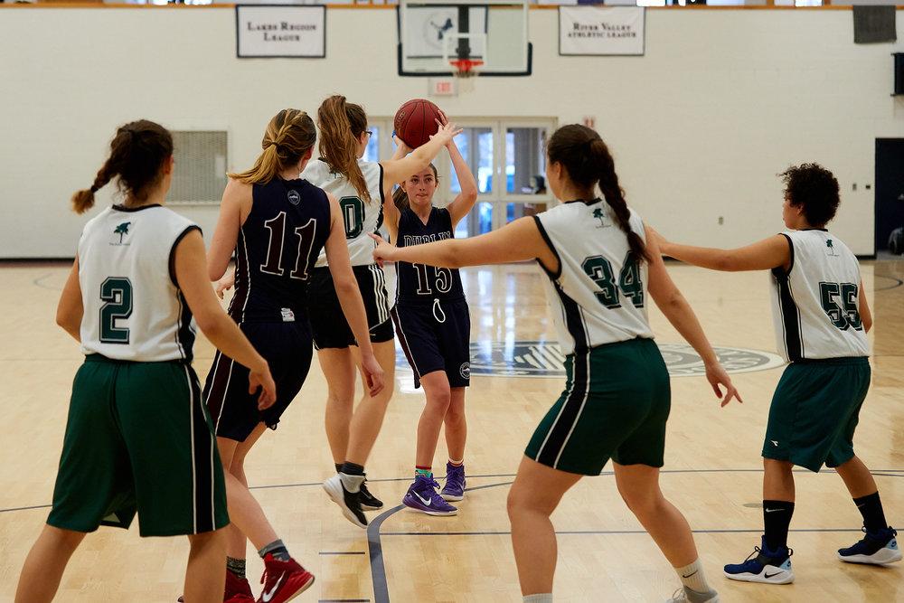 Girls JV Basketball vs. Putney School  - February 24, 2017 -  31776.jpg