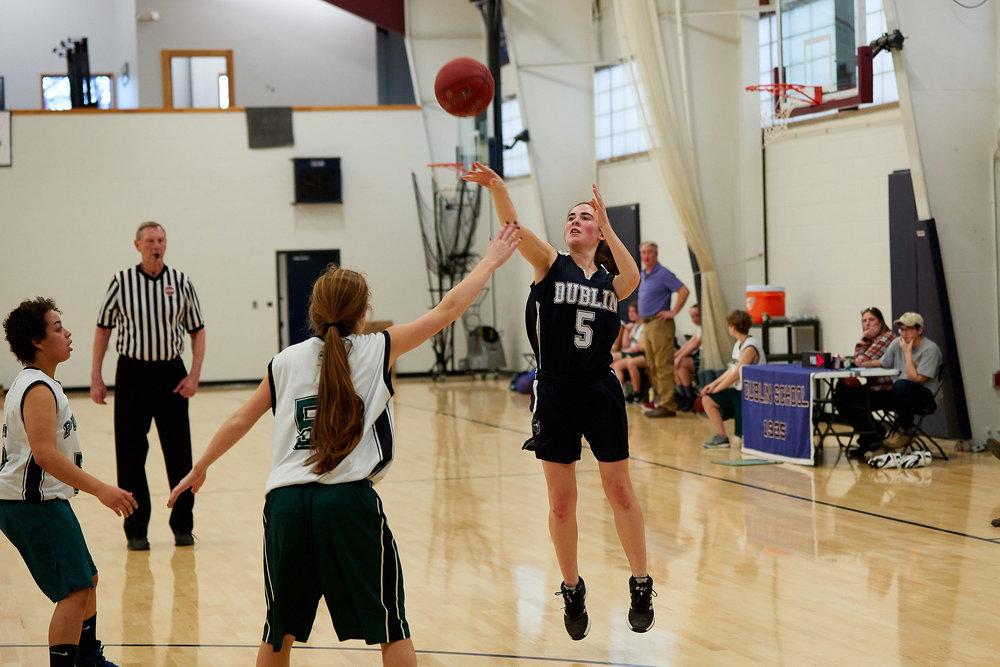 Girls JV Basketball vs. Putney School  - February 24, 2017 -  31799.jpg