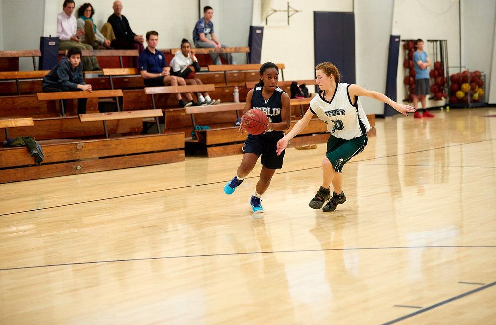 Girls JV Basketball vs. Putney School  - February 24, 2017 -  31809.jpg