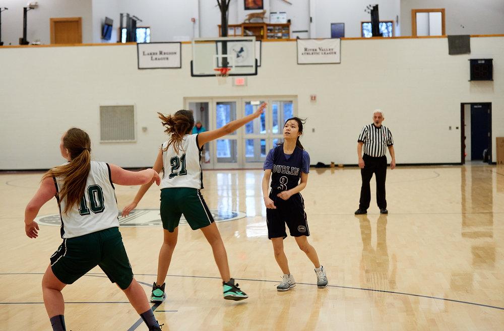 Girls JV Basketball vs. Putney School  - February 24, 2017 -  31859.jpg
