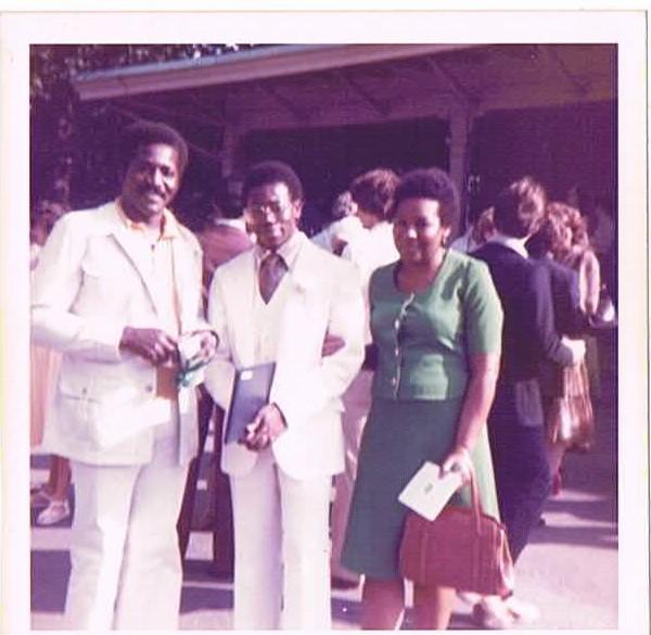 GFS Graduation Day -June 9, 1978