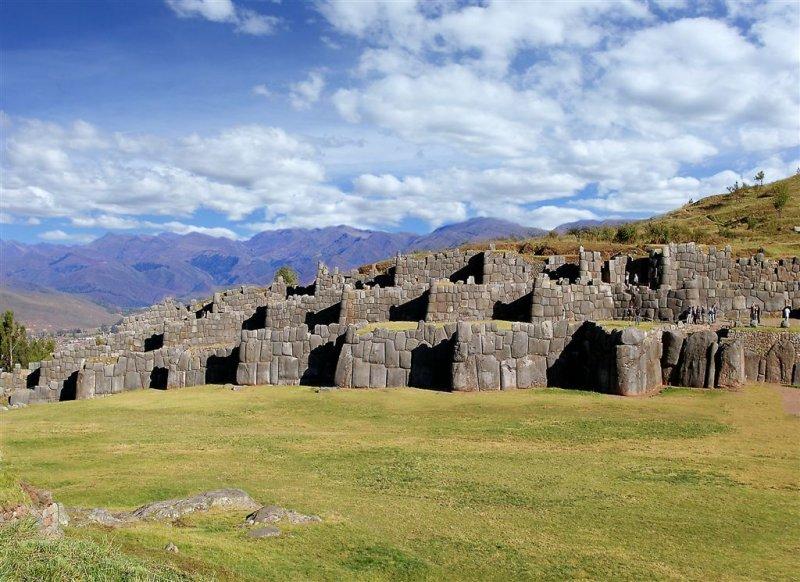 Saqsaywaman Fortress