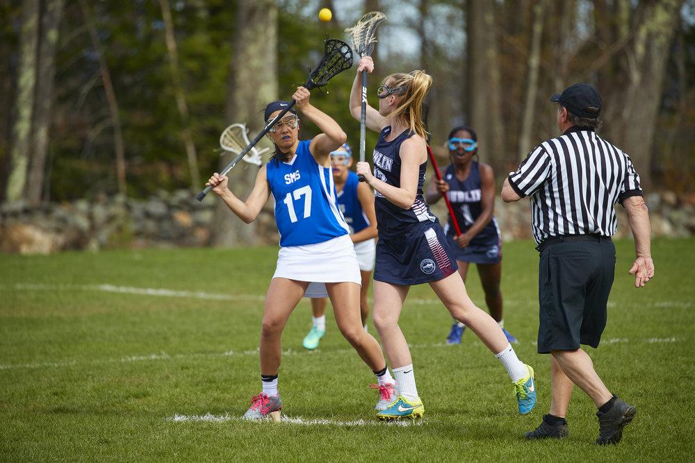 Girls Lacrosse vs. Stratton Mountain School - May 4, 2017002.jpg