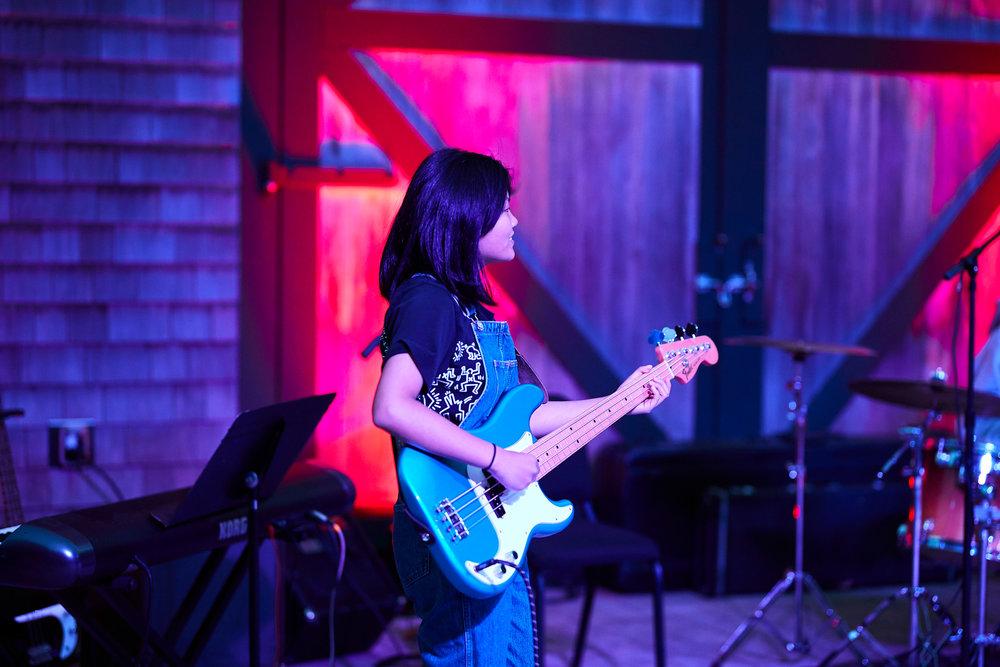 Rachel Zhong - Bass