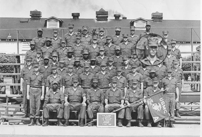 Infantry Training Regiment at Camp Lejeune, NC