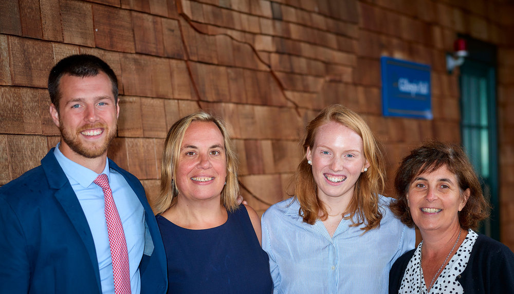 The Admissions Team