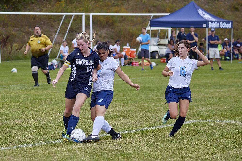 Girls Varsity Soccer vs. Stoneleigh Burnham School  - September 16, 2017  -018.jpg