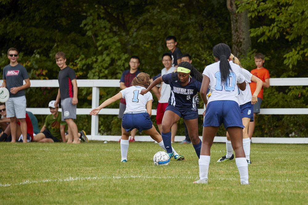 Girls Varsity Soccer vs. Stoneleigh Burnham School  - September 16, 2017  -022.jpg