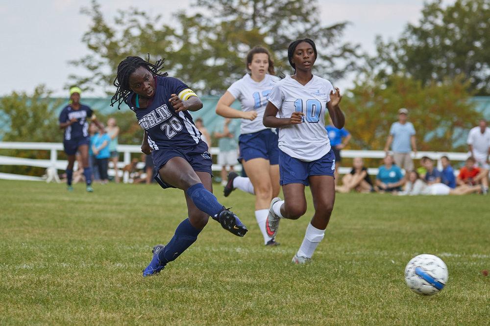 Girls Varsity Soccer vs. Stoneleigh Burnham School  - September 16, 2017  -025.jpg