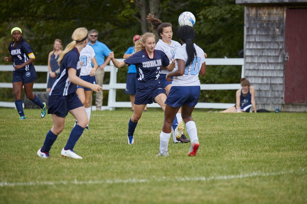 Girls Varsity Soccer vs. Stoneleigh Burnham School  - September 16, 2017  -029.jpg