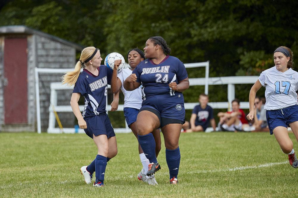 Girls Varsity Soccer vs. Stoneleigh Burnham School  - September 16, 2017  -031.jpg