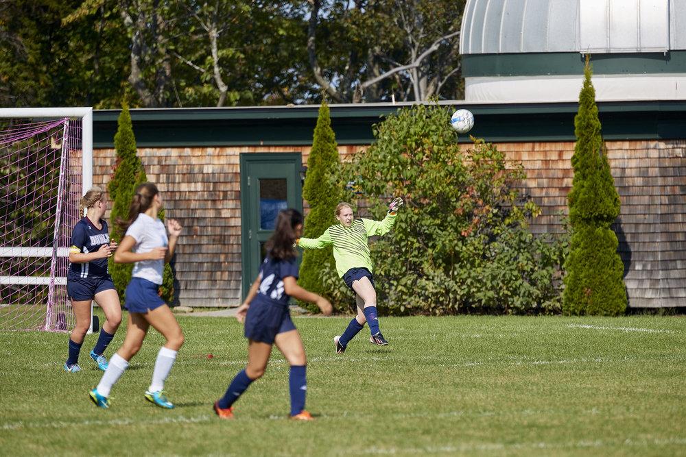 Girls Varsity Soccer vs. Stoneleigh Burnham School  - September 16, 2017  -041.jpg