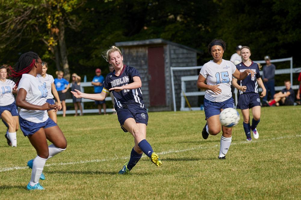 Girls Varsity Soccer vs. Stoneleigh Burnham School  - September 16, 2017  -047.jpg